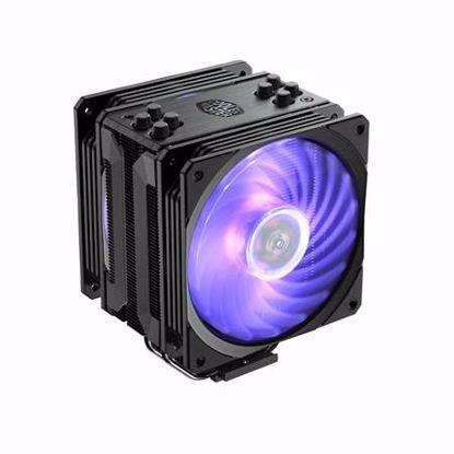 Fotografija izdelka COOLER MASTER Hyper 212 RGB Black Edition procesorski hladilnik