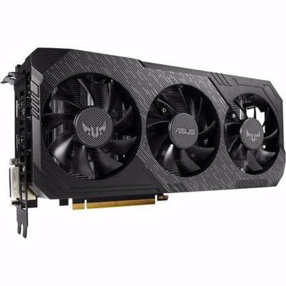 Fotografija izdelka ASUS TUF Gaming X3 GeForce GTX 1660 6GB GDDR5 (TUF3-GTX1660-6G-GAMING) gaming grafična kartica