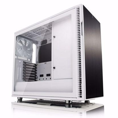 Fotografija izdelka FRACTAL DESIGN Define S2 TG White MidiATX belo ohišje