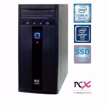 Fotografija izdelka PCX EXAM G2950 i5-9400/8GB/SSD240GB/HD630 W10