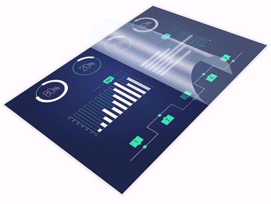 Fotografija izdelka Folija za laminator A3 1/100
