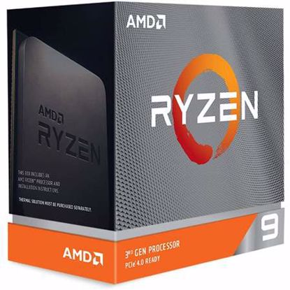 Fotografija izdelka AMD Ryzen 9 3900XT 3,8/4,7GHz 64MB AM4 BOX procesor