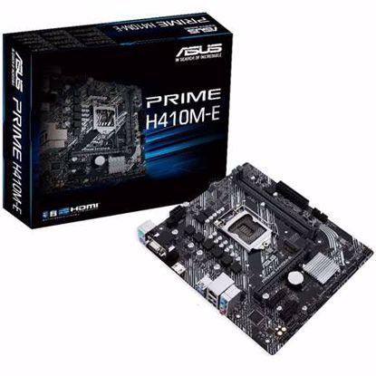 Fotografija izdelka ASUS PRIME H410M-E LGA1200 (10th-gen) mATX DDR4 matična plošča