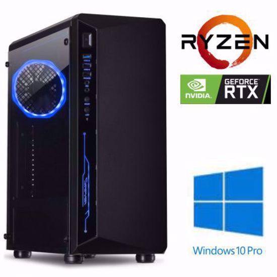 Fotografija izdelka @Gamer Ryzen7 3700X / 16GB / SSD 500GB  NVMe / HDD 3TB / RTX2060-6GB / W10PRO