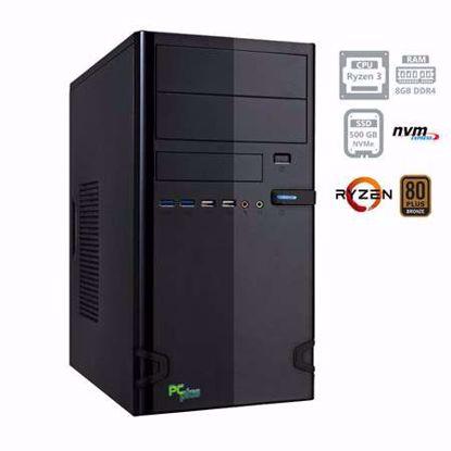 Fotografija izdelka PCPLUS i-net Ryzen 3 PRO 4350G 8GB 500GB NVMe SSD W10