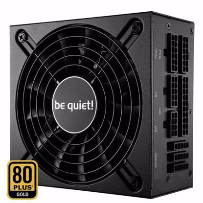Fotografija izdelka BE QUIET! SFX L POWER 600W (BLN239) 80Plus Gold napajalnik