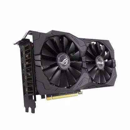 Fotografija izdelka ASUS ROG Strix GeForce GTX1650 OC 4GB GDDR5 AURA