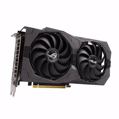 Fotografija izdelka ASUS ROG Strix GeForce GTX1650 4GB GDDR5 AURA