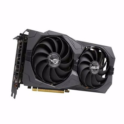 Fotografija izdelka ASUS ROG Strix GeForce GTX1660 SUPER OC 6GB GDDR6