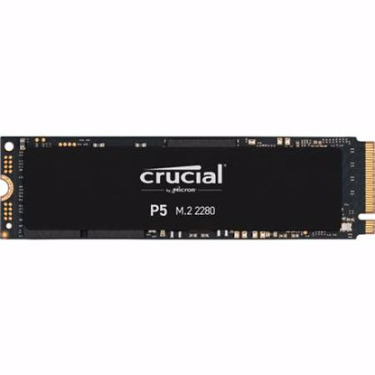 Fotografija izdelka CRUCIAL P5 1TB M.2 2280 PCIe NVMe (CT1000P5SSD8) SSD