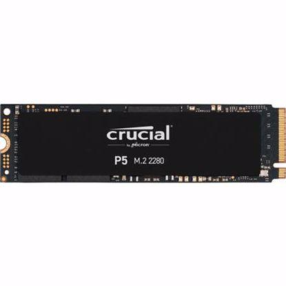 Fotografija izdelka CRUCIAL P5 500GB M.2 2280 PCIe NVMe (CT500P5SSD8) SSD