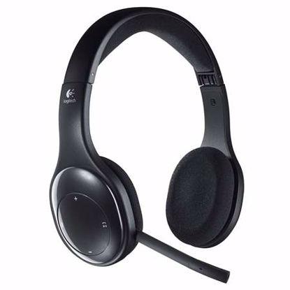 Fotografija izdelka LOGITECH H800 brezžične z mikrofonom slušalke