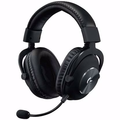 Fotografija izdelka LOGITECH G PRO GAMING HEADSET USB noise cancelling mikrofon slušalke