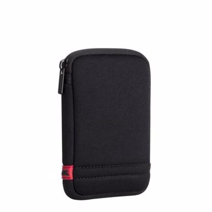 """Fotografija izdelka RivaCase črna torbica za HDD 2,5"""" 5101"""