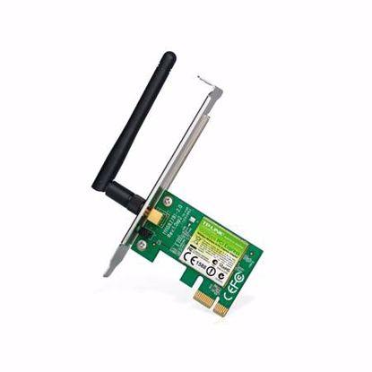 Fotografija izdelka TP-LINK TL-WN781ND N150  PCI express brezžična mrežna kartica