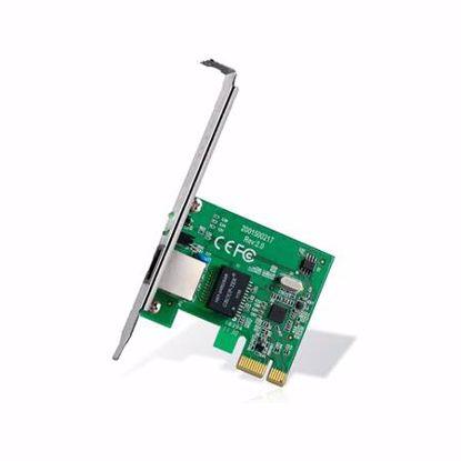 Fotografija izdelka TP-LINK TG-3468 gigabit PCI express mrežna kartica