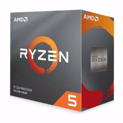 Fotografija izdelka AMD Ryzen 5 3500X 3,6/4,1GHz 32MB AM4 Wraith Stealth BOX procesor
