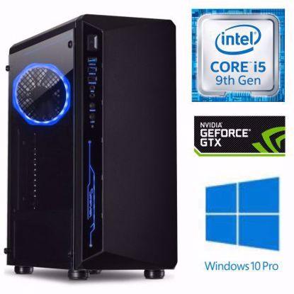 Fotografija izdelka iGamer Core i5-9400f / 16GB / SSD 250GB NVMe / HDD 1TB / GTX 1650-4GB / W10PRO
