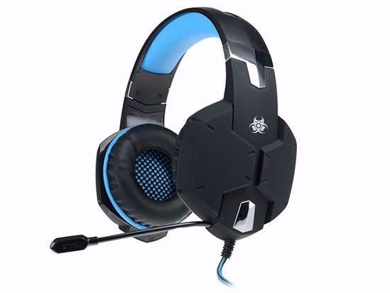 Fotografija izdelka Slušalke Gaming TRACER BATTLE HEROES Dragon Blue