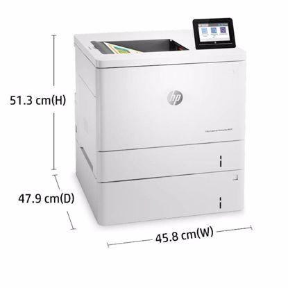 Fotografija izdelka Barvni laserski tiskalnik HP Color LaserJet Enterprise M555x