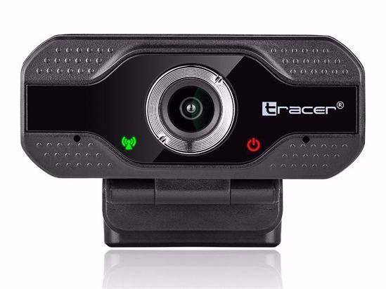 Fotografija izdelka Spletna kamera TRACER PC Cam FHD WEB007 z mikrofonom