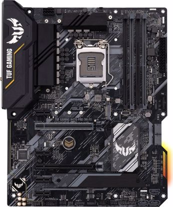 Fotografija izdelka ASUS TUF H470-PRO GAMING (WI-FI), DDR4, SATA3, USB3.2Gen2, DP, W-Fi, LGA1200 ATX