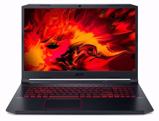 "Fotografija izdelka ACER Nitro 5 AN517 Intel i5 9300H  16GB SSD 1TB NVMe GeForce RTX2060 6GB 17.3"" FHD IPS 120Hz W10PRO"