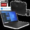 """Fotografija izdelka HP 255 G8 AMD / 8GB / 256GB NVMe / 15.6"""" FHD / W10 / Torbica in Brezžična miška"""