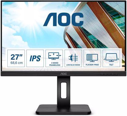 Fotografija izdelka AOC 27P2Q 27'' IPS monitor