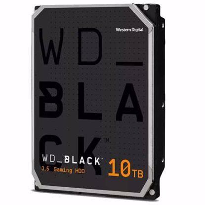 """Fotografija izdelka WD BLACK 10TB 3,5"""" SATA3 256 MB 7200rpm (WD101FZBX) trdi disk"""