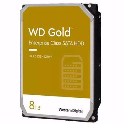"""Fotografija izdelka WD Gold 8TB 3,5"""" SATA3 256MB (WD8004FRYZ) trdi disk"""