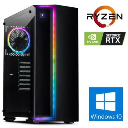 Fotografija izdelka @Gamer Ryzen9 5900X / 32GB / SSD 1TB  NVMe / HDD 3TB / RTX3070Ti-8GB / W10PRO