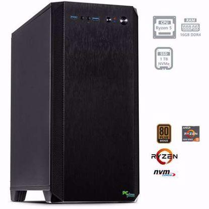 Fotografija izdelka PCPLUS Magic AMD Ryzen 5 5600G 16GB 1TB NVMe SSD W10