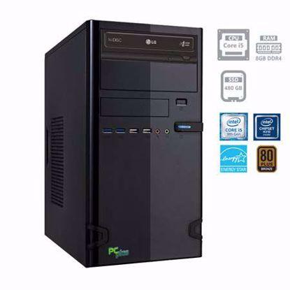Fotografija izdelka PCPLUS e-office Intel Core i5-9400 8GB 480GB SATA3 SSD W10