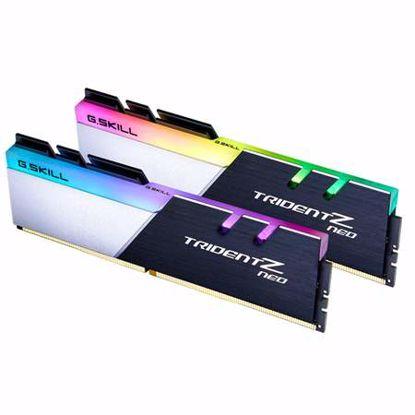 Fotografija izdelka G.SKILL Trident Z Neo 16GB (2x8GB) 3600MHz DDR4 RGB (F4-3600C16D-16GTZNC) ram pomnilnik