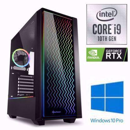 Fotografija izdelka iGamer Core i9-10900F / 32GB / SSD 1TB NVMe / HDD 4TB / RTX 3080Ti 12GB 3X / W10PRO